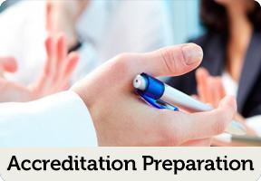 accreditation preparation
