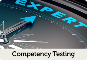 competency and professional testing
