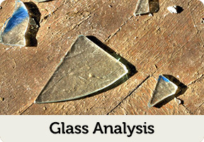 glass analysis